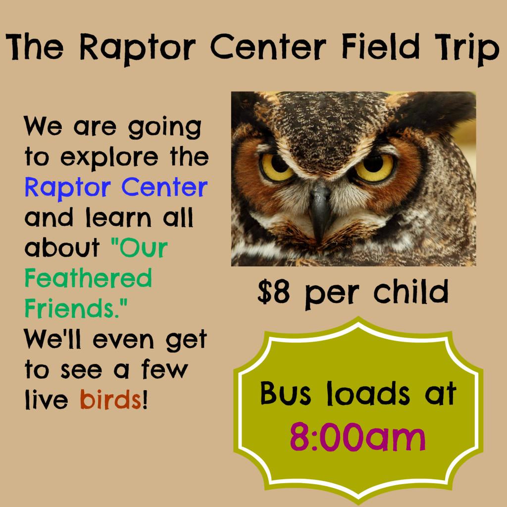 rapctor center