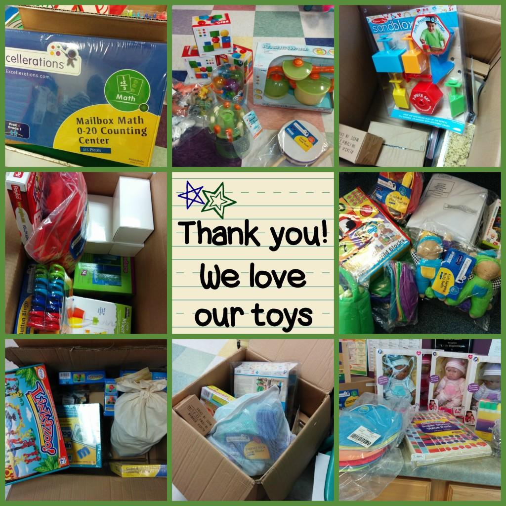 Fundraiser Toys